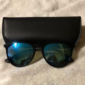 •women's accessories• RAY BAN round sunglasses